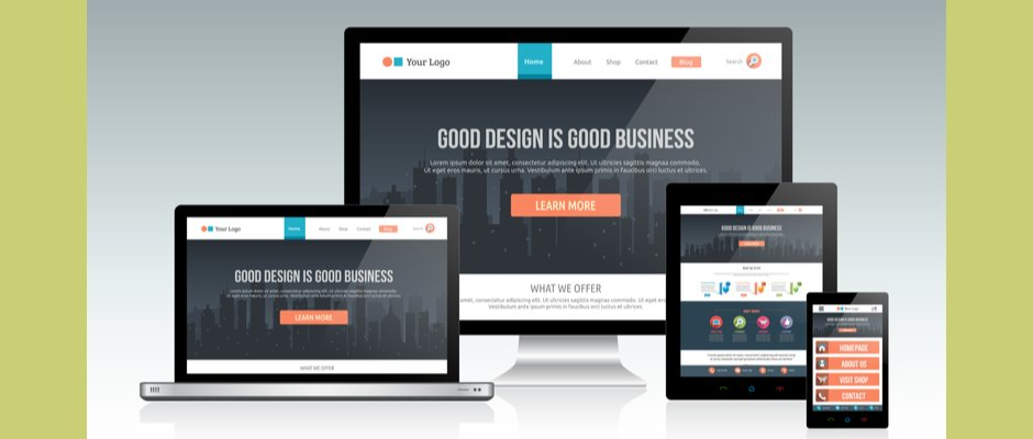 We specialize in Small Business Websites!